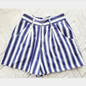 Vintage 80's The Limited Highwaisted Shorts